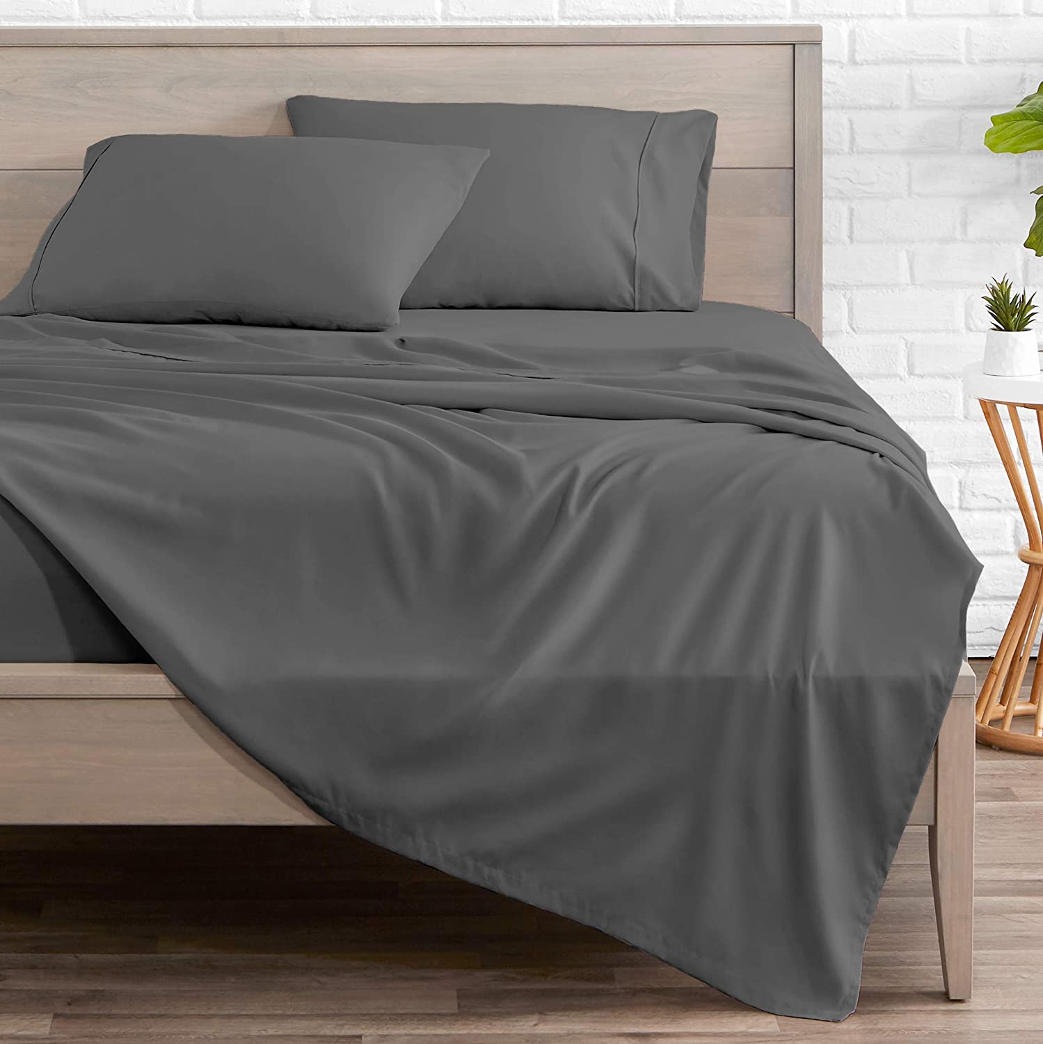 Bare Home - 1800 Ultra-Soft Microfiber Bed Sheets