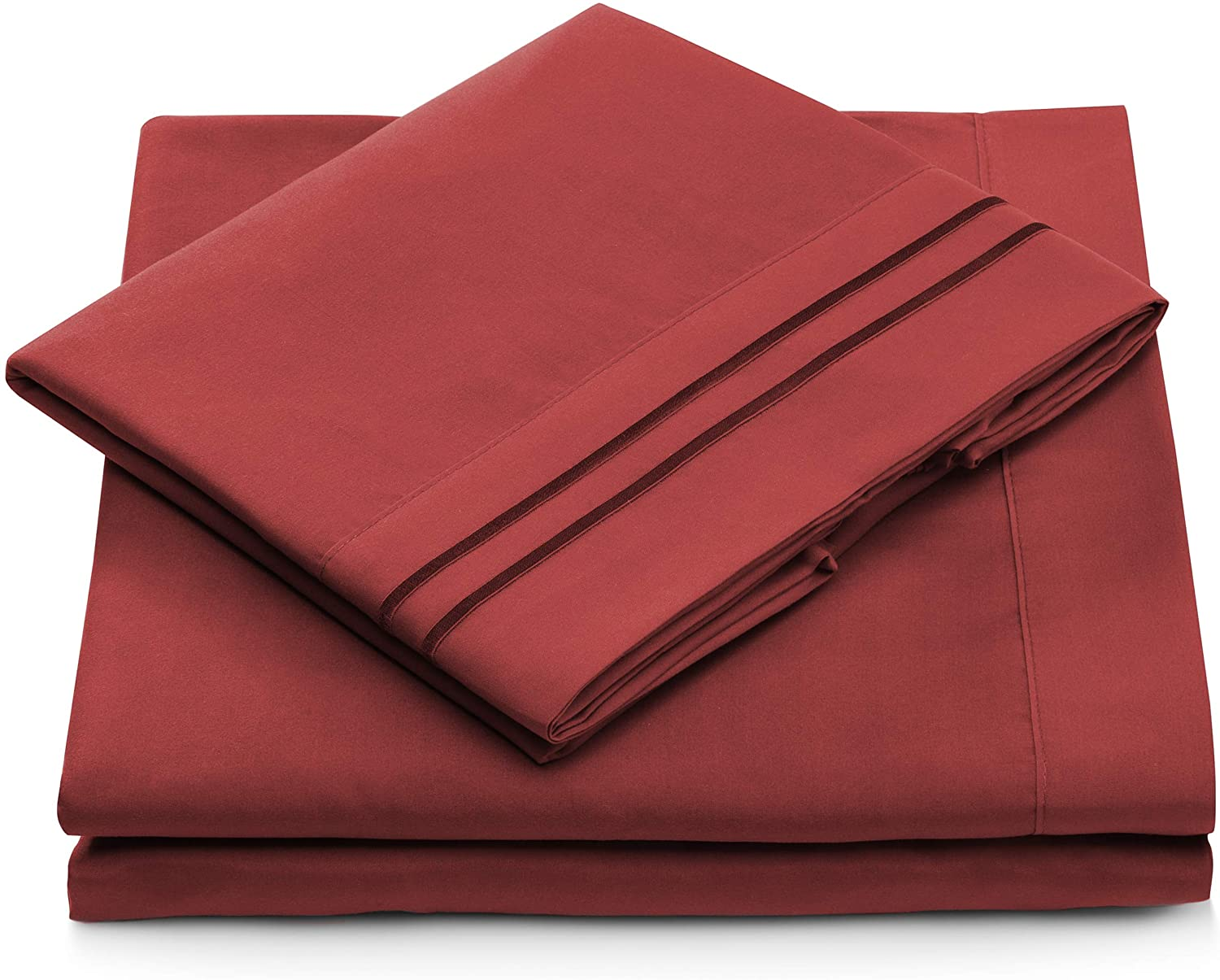 Cosy House Collection Queen Size Bed Sheets